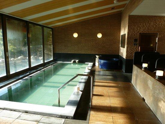 Marubun : 1階の大浴場 サウナも併設されています