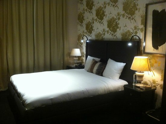 Pillows Grand Hotel Place Rouppe: Chambre