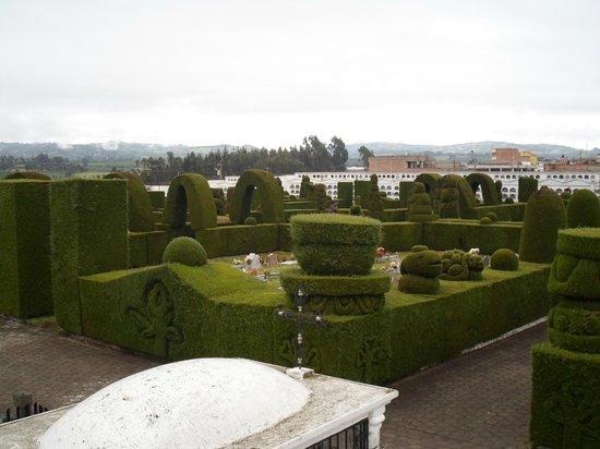 Cementerio Municipal de Tulcán