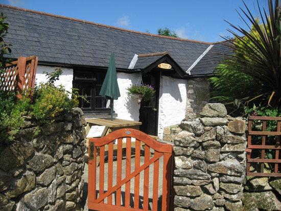 Hallagenna Farmhouse & Cottages: Ladydown Cottage