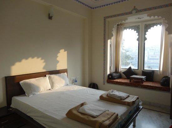 Hotel Mandiram Palace: room