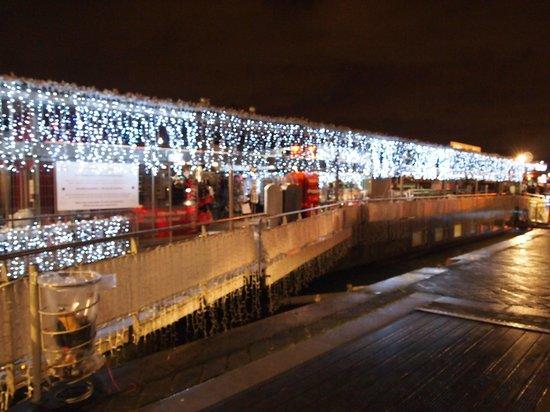 PARISCityVISION: Кораблик Bateaux parisiens