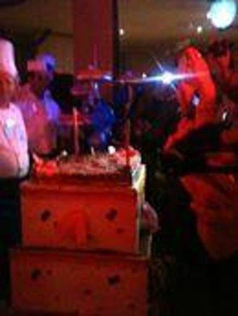 Djerba Sun Club: buffet du 31