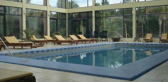 Aquae Sulis Spa & Resort: Pileta Cubierta