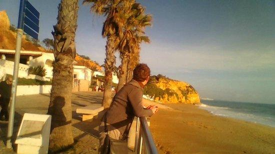 Praia de Benagil: beautiful bay