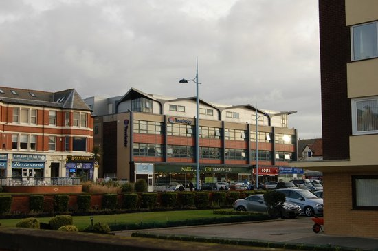 Travelodge Lytham St Annes: Frontage