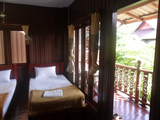 Vang Vieng Boutique Resort : Clean, comfy rooms