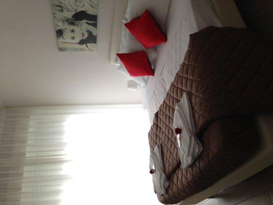 Florence Comfort B&B : 部屋もきれいでシンプルでした。