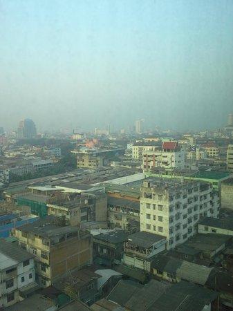 Bangkok City Hotel : view from room