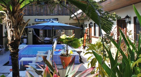 Hotel Perico Azul : Exterior
