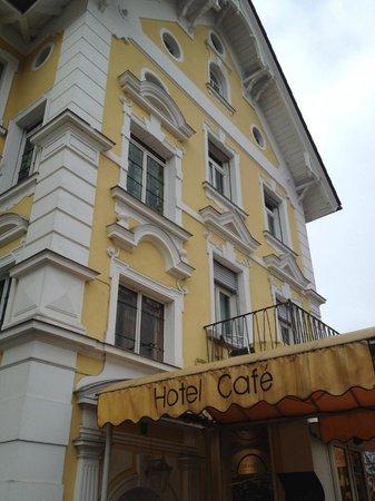 Hotel Cafe Ebner: hotel