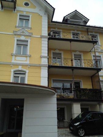 Hotel Café Ebner: hotel