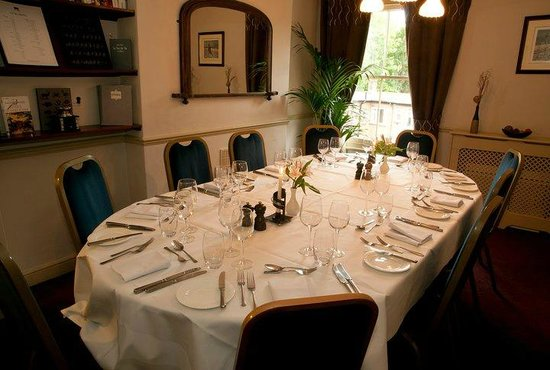 Restaurant 22: The Private Dining Room