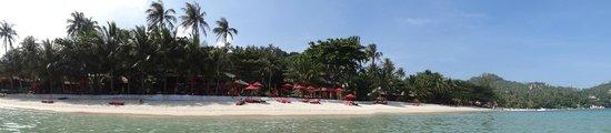 Anantara Rasananda Koh Phangan Villas : Anantara Rasananda Thong Nai Pan Noi Beach