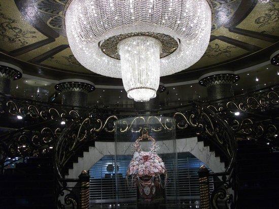 Hotel Lisboa Macau : ロビー