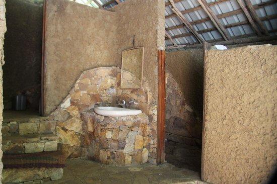 Ella Jungle Resort: Bathroom