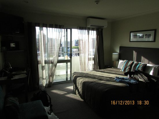 Quest Auckland Serviced Apartments: Room