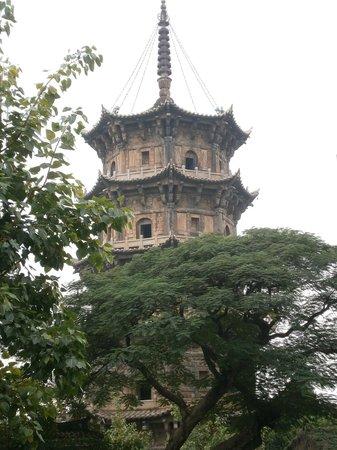 Kaiyuan Monastery: 開元寺佛塔