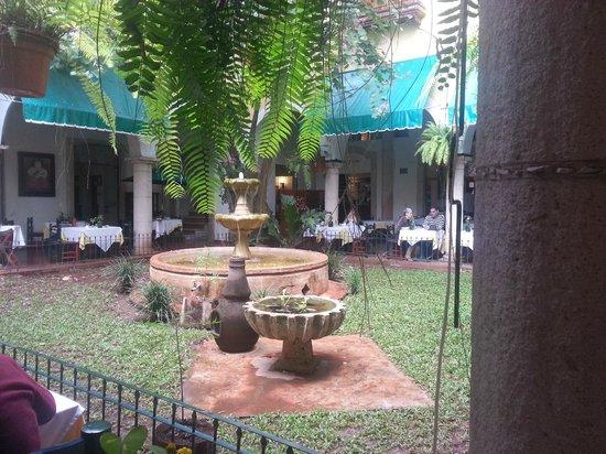 El Meson del Marques : Restaurante do hotel.