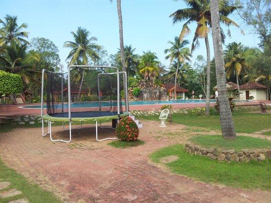 Club Mahindra Kumarakom: Pool