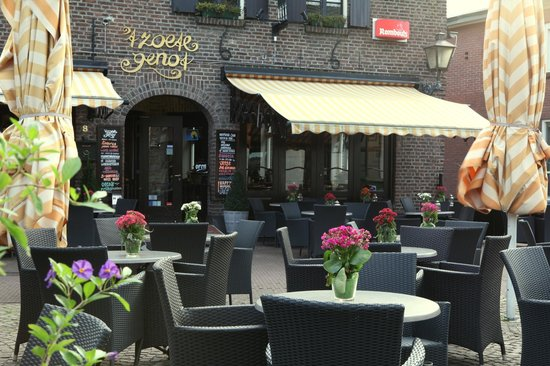 Arcen, Hollanda: Lunchroom 't Zoete Genot