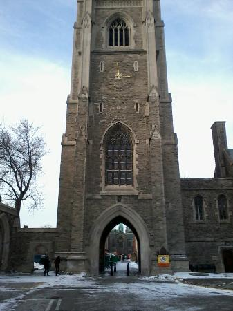 Photo of University of Toronto taken with TripAdvisor City Guides
