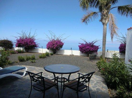 Casa Bepe: terraza privada con vistas al mar