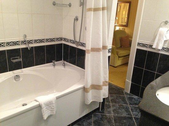 Durham Marriott Hotel Royal County: Bathroom