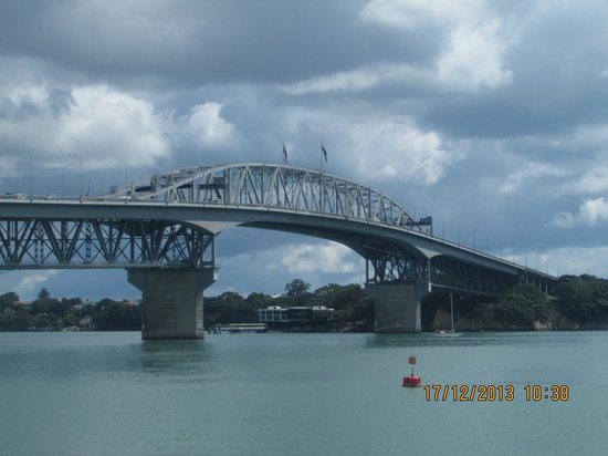 Pont du port d'Auckland : Auckland Harbour Bridge