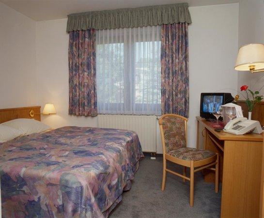 Hotel Erzgebirge: Zimmer