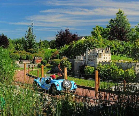 Amboise, Frankrig: Parc Mini Châteaux
