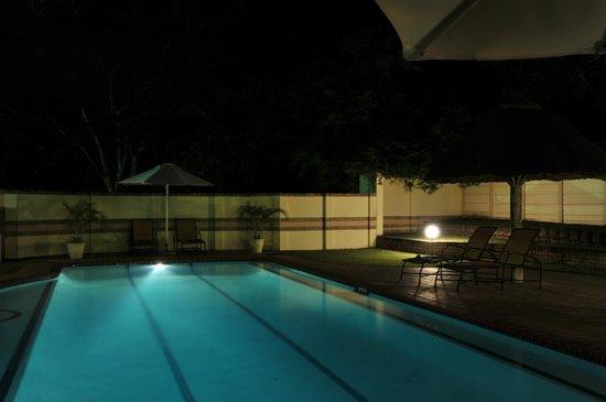 Indaba Lodge Richards Bay : Pool Area