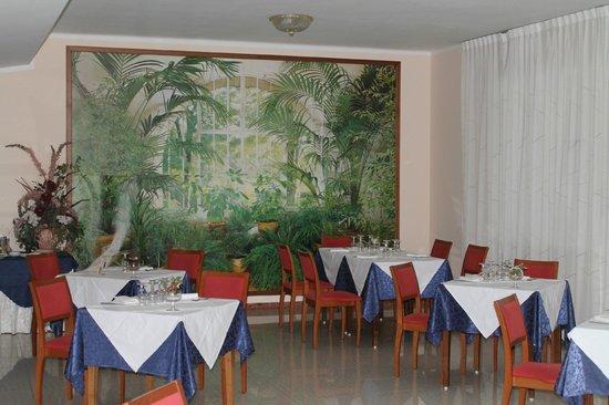 Minerva Hotel : Sala Ristorante