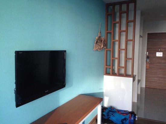 Siamaze Hostel: Private room