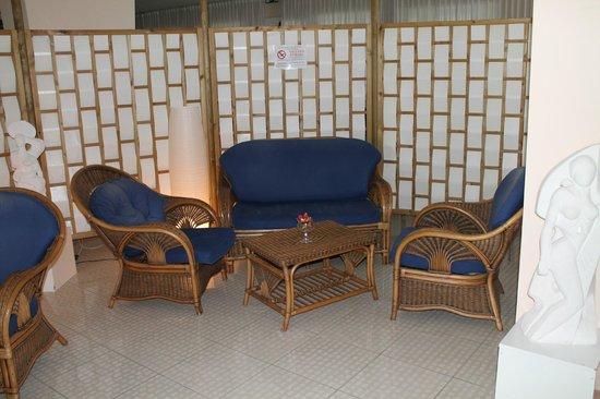 Minerva Hotel : Lounge Bar