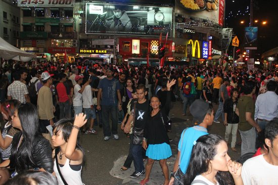 Bintang Walk : Frantic & Friendly