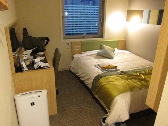 Super Hotel LOHAS Tokyo Station Yaesu Chuo-guchi: コネクティングルーム