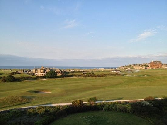 Old Course Hotel, Golf Resort & Spa: view from the balcony