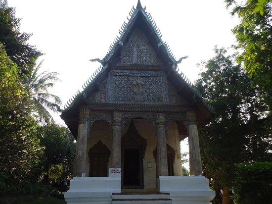 That Chomsi Stupa: Wat Pa Houak