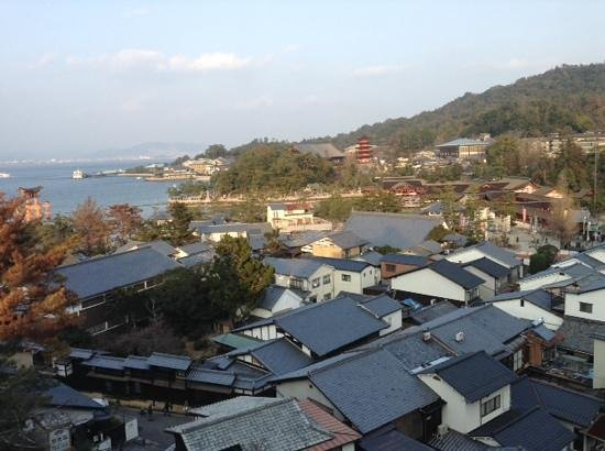 Jukeiso: 部屋からの眺め
