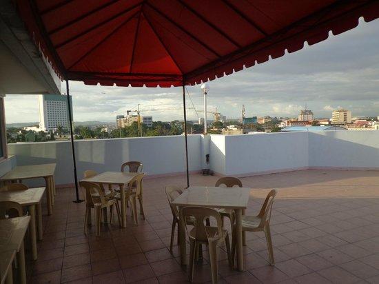 Alu Hotel: Rooftop