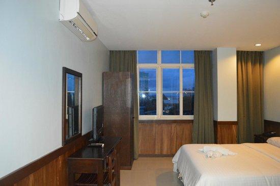 Alu Hotel: Standard Double Room