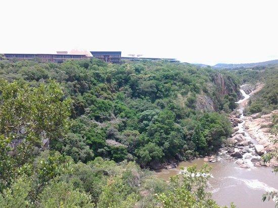 Lowveld National Botanical Garden: Nels & Crocodile river confluence