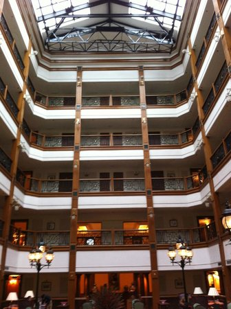 The Oberoi Cecil, Shimla: Le hall