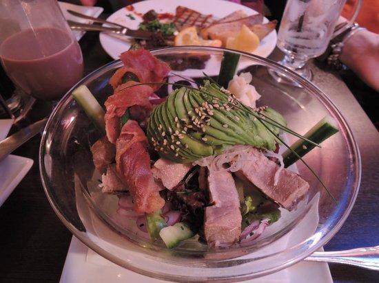 Restaurant Nova: салат