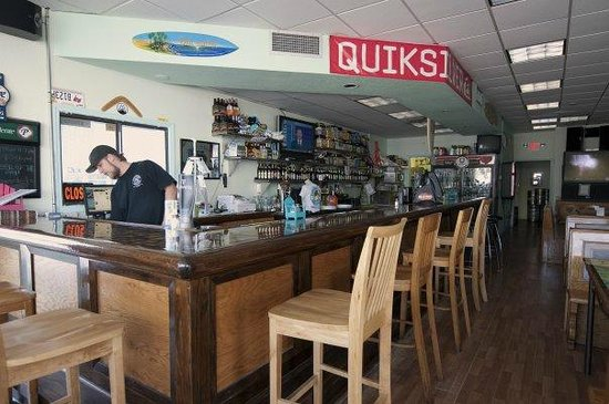 The Shores Festhaus: Come on in and have a seat