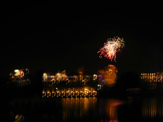 Hotel Devraj Niwas: New Years Party at the rooftop