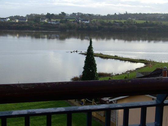 Ferrycarrig Hotel: View From Room