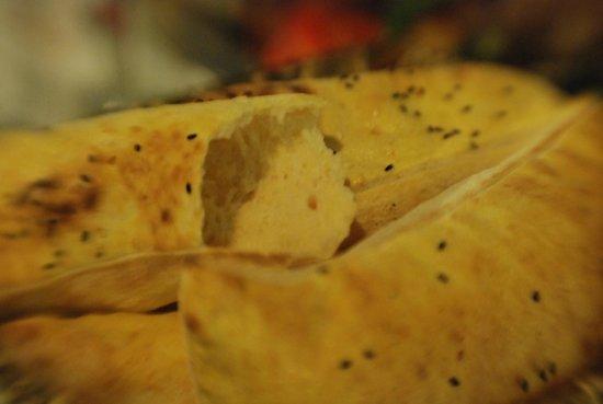 Develi: Pita bread