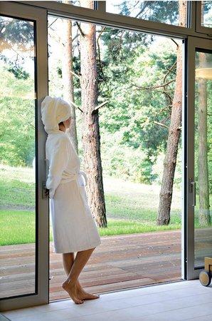Hotel Bayrisches Haus: Wellnessbereich